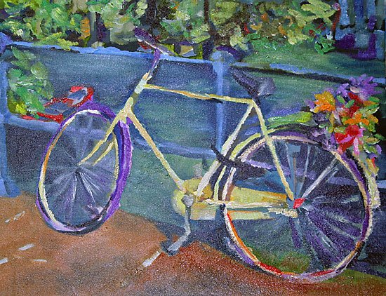 The Old Sweet Bisycle...
