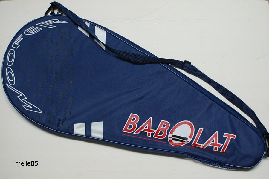 Cover full case only for Babolat Woofer Tennis Racquet (melle85)