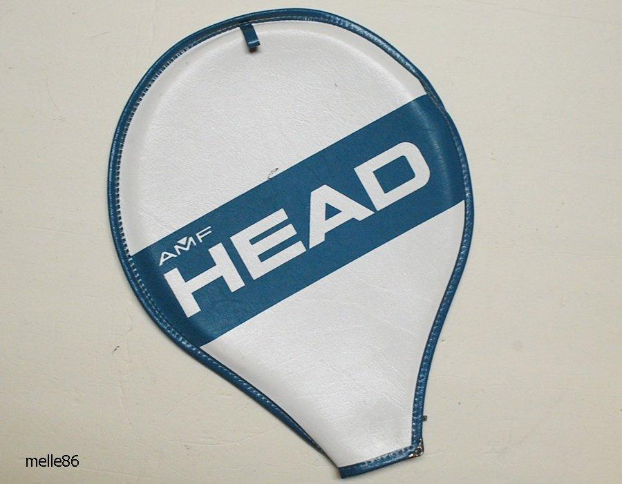 Cover only for Head Standard Aluminum Tennis Racquet (melle86)