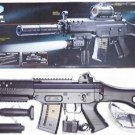 M-82 ELECTRIC ASSAULT RIFLE