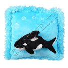 Whale Kids Plush Pillow