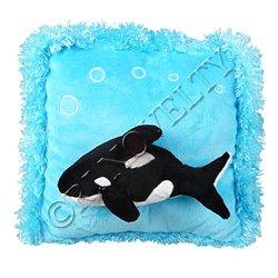Whale Kids Plush Pillow
