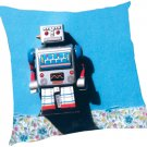 Robot Pillow - Boys/ Kids Pillow