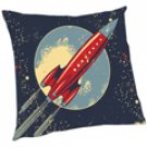 Rocket Pillow - Boys/ Kids Pillow