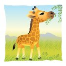 Giraffe Pillow - Kids Pillow