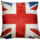 Union Jack Pillow - Kids/Teens Pillow