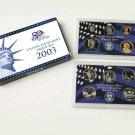 2003 10-Coin US Mint Proof Set