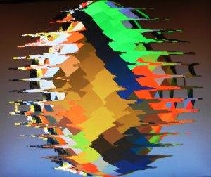 Disintergrating Egg