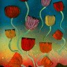 Tulips Ascending