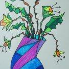 Daffofils in vase