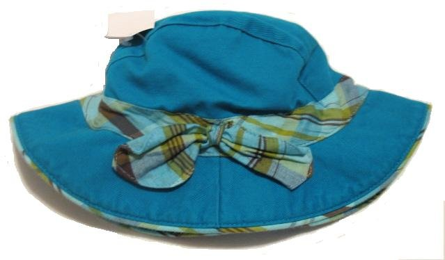 OLD NAVY Teal Bucket Hat 6-12 mo NEW