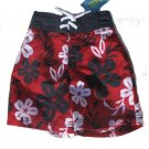 GYMBOREE Star Spangled Boys Swim Trunks 3-6 Mo NEW