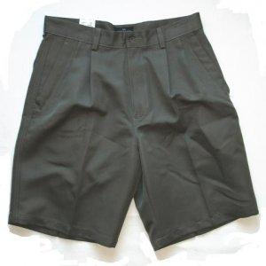 DOCKERS Mens Golf Shorts Green 30 NEW $44