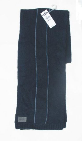 OLD NAVY Mens Womens Blue Wool  Winter Scarf NEW