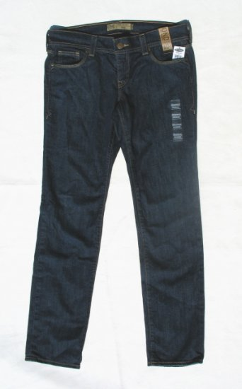 OLD NAVY Womens Stretch Denim Jeans Skinny Leg 10 Long NWT NEW