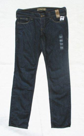 OLD NAVY Womens Stretch Denim Jeans Skinny Leg 8 Long NWT NEW