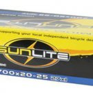 Bicycle Tubes Thorn Resistant 700 X 20-25 (27 X 1)Schrader/American Valve