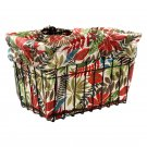 Bicycle Riding Basket Liner Only Croozer Candy Wild Tropical New