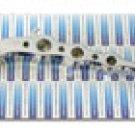 NYCPARTS TRIPLE CHROME CARRIES SUZUKI GSX-R 1300 HAYABUSA (99-09) TRIPLE CHROMED SHORT KICKSTAND