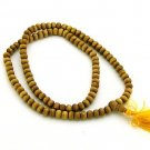 Grade A Natural Sandalwood Mala 108 8mm beads