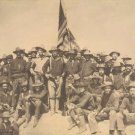 Colonel Roosevelt and his Rough Riders 1898 Cuba Caribbean photo photograph