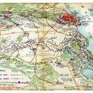 Siege of Yorktown Virginia 1862 Civil War map by Sneden