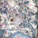 Battle of Antietam Maryland Civil War map by Sneden