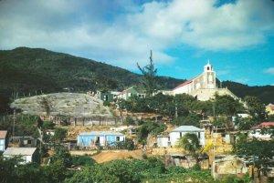 Frenchtown St. Thomas US Virgin Islands 1941 photo art print by Jack Delano