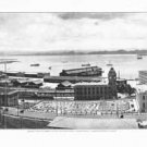 San Juan Puerto Porto Rico Harbor View 1927 photo art print