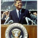 President John Fitzgerald Kennedy JFK photo photograph art print