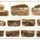 Libby Prison Capitol Richmond Virginia 1865 Civil War art print