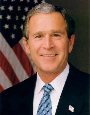 President George Walker Bush 43 photo photograph art print