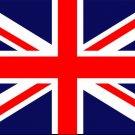 Great Britain United Kingdom UK Flag art print