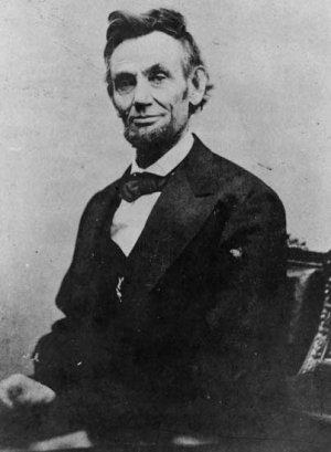 President Abraham Lincoln Civil War portrait photo photograph art print