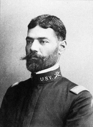 Edward L. Baker Jr African American Spanish American War Cuba portrait photo photograph art print