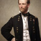 General William Tecumseh Sherman 1866 man portrait Civil War canvas art print by Healy