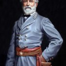 Portrait General Robert E Lee Confederate Civil War canvas art print
