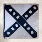 Flag 11th Mississippi Infantry Regiment at Antietam canvas art print