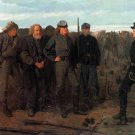 Prisoners from the Front Civil War 1866 canvas art print by Winslow Homer