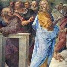 Stanza della Segnatura Disputa 1511  canvas art print by Raphael