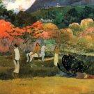 Women and Mold 1903 women canvas art print by Paul Gauguin