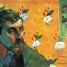 Les Miserables man portrait canvas art print by Paul Gauguin
