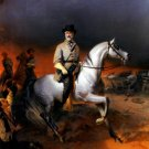 Lee at Chancellorsville Battle Civil War canvas art print by Guillaume