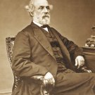 General Robert E Lee portrait Civil War canvas photo by Levin C. Handy