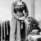Harriet Tubman abolitionist Union spy Civil War canvas print by Lindsley