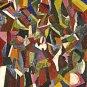 Composition VI 1916 cubism modern fine art canvas print Patrick Bruce