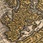 World map 1531 first with Antarctic uniuersi orbis descriptio by Fine Finé