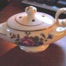 Genie Lamp White Porcelain Genie Lamp Incense Burner #300170