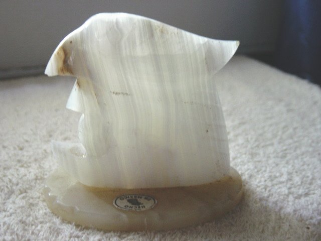 Marble Indian Head Pencil Holder Heco En Mexico #300518