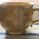 Huge Golden Cup Shaped Snack Bowl #300390